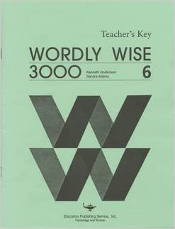 wordly wise book 8 lesson 4 test pdf