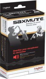 Mute for Tenor saxophone Saxmute by Magilanck
