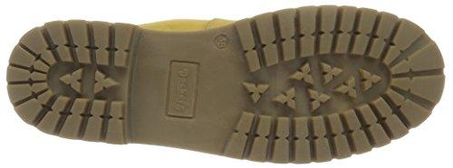 Dockers by Gerli Unisex-Kinder 35fn713-300910 Combat Boots Gelb (GOLDEN Tan 910)