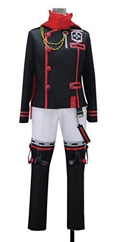 Dreamcosplay Anime D.Gray-man Lavi Third Generation Costume Cosplay