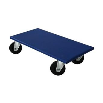der Rollende Shop - Plataforma de transporte con ruedas (2 unidades, goma, 300