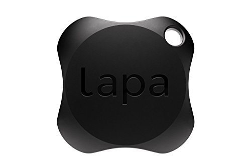 LAPA - Black  Find everything that matters, from keys to your phone
