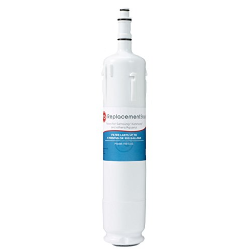 ReplacementBrand SA3 Samsung DA29-00012B Comparable Refrigerator Water Filter by ReplacementBrand