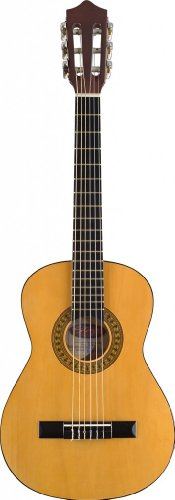 Stagg C505 1/4-Size Nylon String Classical Guitar - Natural by Stagg