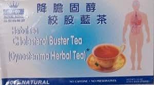 Gynostemma Herbal Tea (Kolestro Buster Tea) 2 Boxes (40 Tea Bags)