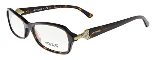 Vogue VO2789B Eyeglass Frames W656-5216 - Dark Havana ()