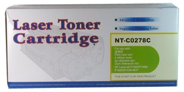 New Compatible HP CE278A Toner Cartridge, Office Central