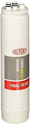 DuPont DUPONT-WFQTC30001 Quicktwist Carbon Block Filter Cartridge