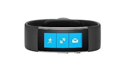 Microsoft MU5-00002 Microsoft Band 2 - Medium