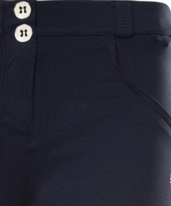Freddy WR.UP Damen Pushup - Regular Waist Skinny - verschiedene Farbvariationen (XS, N0/schwarz matt)