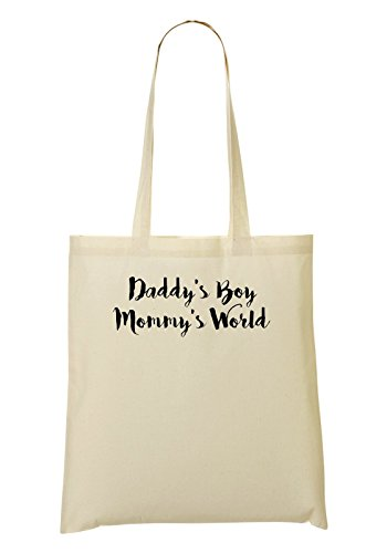 à Letters tout Sac World Fourre Black provisions Sac Mommy's Boy Daddy's Logo vHwqIFU4Wx