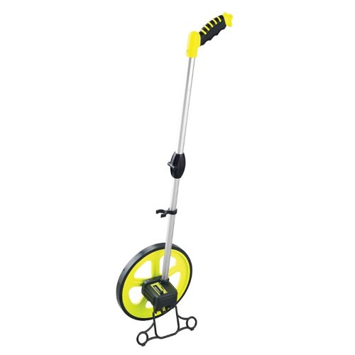 Komelon MK3110 Measuring Wheel for Feet, 10-Inch, Hi-Viz ...