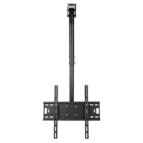 Ceiling TV Bracket Mount Tilt Swivel For Most 32-55 inch Samsung Sony LG...