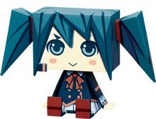 Happy Family Mart Limited lottery Miku G award Graphig ABS princess Ver. (japan import)