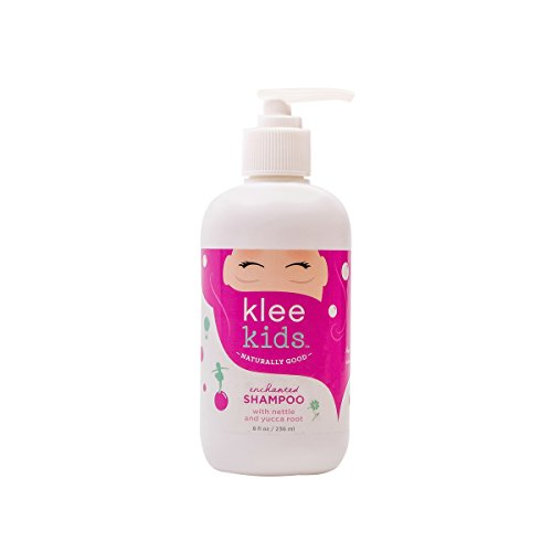 Luna Star Naturals Klee Kids Enchanted Shampoo with Nettl...