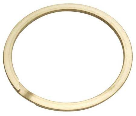 (Spiral Retain Ring, Ext, Dia 3 in)