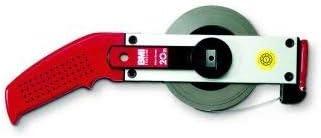 BMI 315021030B Stahlbandma/ß Pontarit Gr/ö/ße 2-B 30m mit cm Teilung rostfrei