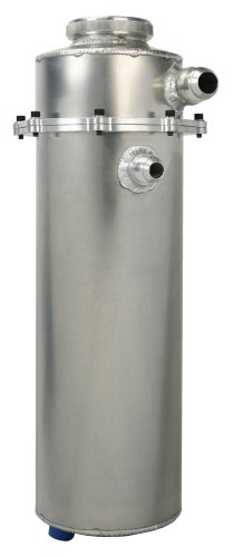 Moroso 22691 Drag Dry Sump Breather Tank with 6 Quart Capacity