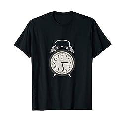 Vintage Retro Alarm Clock T-Shirt