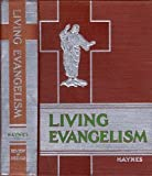 img - for Living Evangelism book / textbook / text book