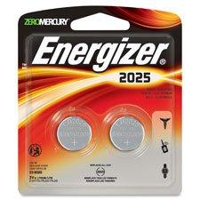 Lithium Batteries,3.0 Volt,For CR2025/DL2025/LF1/3V,2/PK