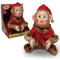 Westminster Toys Magic Toy Monkey (Mechanical Monkey)