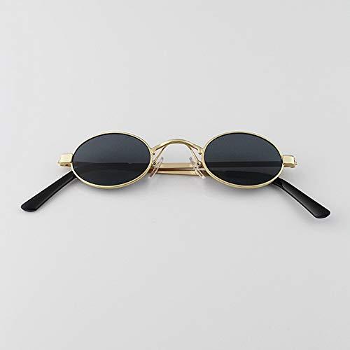 Estrecha Plateado Blanco frame Planas FKSW De Calle Gafas Gafas De Mujer Hombre Sol De gray Sol Gold Sol Plateado Onda De Ultra De Reflector Gafas TRTCw1q
