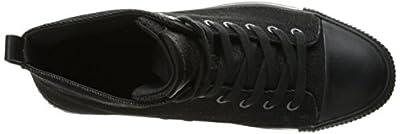 CK Jeans Men's Aron Denim Fashion Sneaker