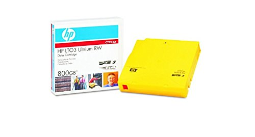 HP ISS C7973A LTO3 Ultrium 800GB Data Cartri (C7973A) by HP