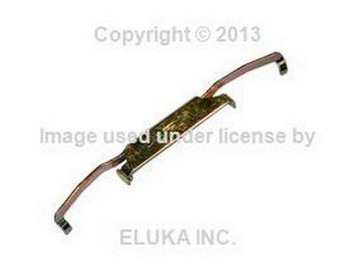 2 x BMW Retaining Clip - Front Brake Pads E24 E28 E30 633CSi 635CSi 524td 528e 533i 535i M3 ()