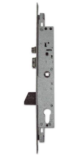 Cerradura eléctrica de Cisa Tema Art. 16 225 Tamaño 35 mm 22 mm Frente 12V