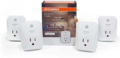 SYLVANIA General Lighting 70741 SYLVANIA 74582 Bluetooth Smart Plug