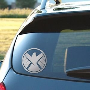 Agents of SHIELD Vinyl Decal
