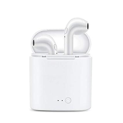 Auriculares INALAMBRICOS Bluetooth 4.2, Manual DE Usuario EN ESPAÑOL, Estuche DE Carga, Compatible