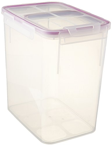 Snapware 1098426 23 Cup Clear Food Storage Airtight Container Pack of 2