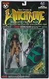 Witchblade black armor Sarah Bae Gini