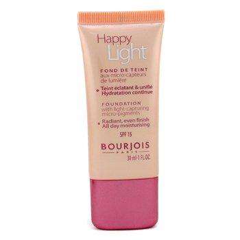 Bourjois Face Care 1 Oz Happy Light Foundation Spf15 - # 13 Abricote For Women