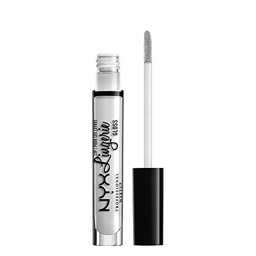 NYX PROFESSIONAL MAKEUP Lip Lingerie Gloss, 0.11 Ounce