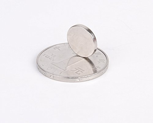 Cool2day® 50pcs Super Strong Round Disc Magnets N52 Rare Earth Neodymium magnet 12 X 2mm CT03