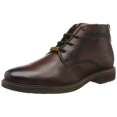 chollos oferta descuentos barato bugatti 311377041000 Zapatos de Cordones Derby para Hombre marrón 47 EU