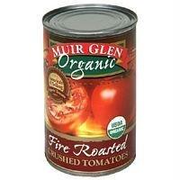 Muir Glen Organic Fire Roasted Crushed Tomatoes -- 14.5 fl oz - Fire Roasted Crushed Tomatoes