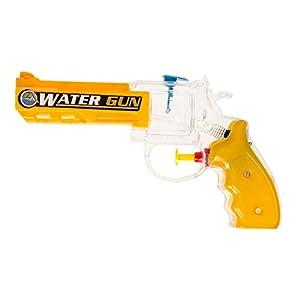 b.g 1 Pistola AD Acqua Revolver 19 X 9 CM Pistola AD Acqua Piscina ALL'APERTO 17 spesavip