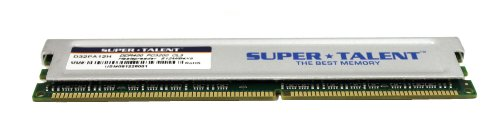 Super Talent DDR400 512MB/64X8 CL3 8CH Memory (PC and MAC G5) D32PA12H by Super Talent (Image #5)