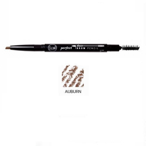 2 Pack J. Cat Brow Duo Pencil 104 Auburn