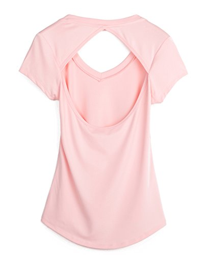 I absolutely love this top! Light and airy fabric and long enough to cover my private areas!