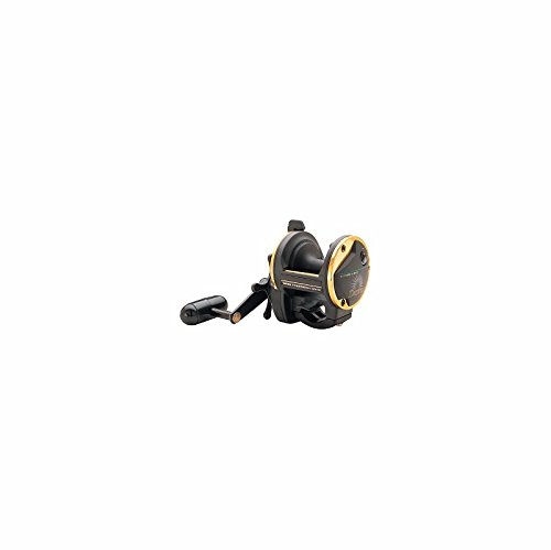 Daiwa Sealine sl-SH SL30SH 14-25Lbs Test Conventional Reel, black by Daiwa