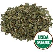 Lemon Balm Leaf Cut & Sifted Organic - Melissa officinalis, 4 Oz