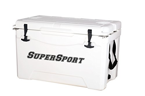 SuperSport 50 Qt. Extreme Performance Rotomolded Cooler