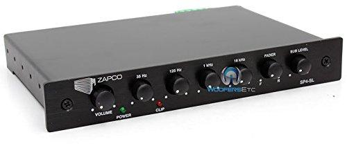 SP4-SL - Zapco Reference Series Pre-Amp EQ