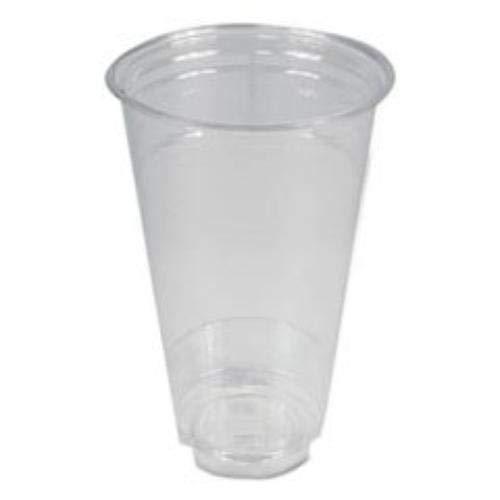 ボードウォーククリアプラスチックコールドカップ、24オンス、600 /カートン B07BK9SW8P